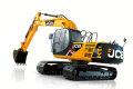 JS370LC履带挖掘机