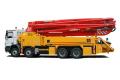 普茨邁斯特M46-5混凝土輸送泵車