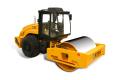 厦工XG626M机械式单钢轮压路机