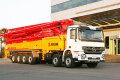 全进重工JJRZ63-5.18MB混凝土泵车