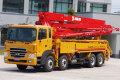 JX-H4170混凝土泵车