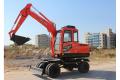 JGM907L轮式挖掘机