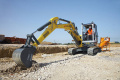 6003紧凑型挖掘机