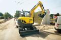 50Z3无尾紧凑型挖掘机
