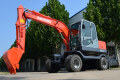 WYL75-7轮式挖掘机