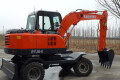 WYL65-8轮式挖掘机