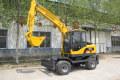 WYL90-7轮式挖掘机