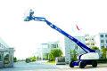 GTBZ25自行式直臂高空作业平台