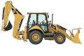 432F側移挖掘裝載機
