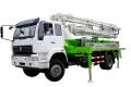 鴻得利HDL5160THB型混凝土泵車