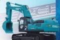 SK480LC-8履带挖掘机