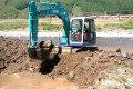100NS履带挖掘机