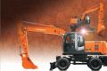 ZX170W-3轮式挖掘机