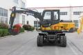 DLS870-9M轮式液压挖掘机