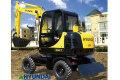 R60w-7轮式挖掘机