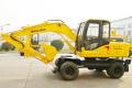 DLS880-9A轮式液压挖掘机