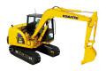 小松PC60-8履带挖掘机