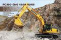 PC360-8M0履带挖掘机