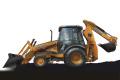 凯斯580N挖掘装载机