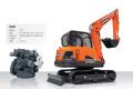 DX55-9C履帶挖掘機