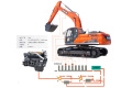 DX260LC-9C履带挖掘机