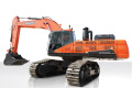 DX500LC-9C履帶挖掘機