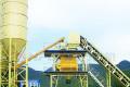 南方路機HZS180普通工程混凝土攪拌站