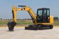 305.5E2小型挖掘机