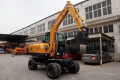JG708S轮式挖掘机