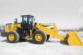 山工SEM650B特长臂轮式装载机