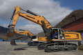 利勃海爾R 966履帶挖掘機