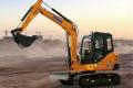 XE55D履带挖掘机