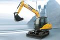 XE80D履带挖掘机