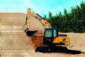SY135C小型液压挖掘机