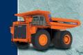 日立EH3500刚性自卸卡车