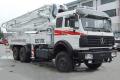 8×4 3134FZ  NG80系列粉粒物料运输车