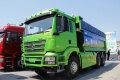 德龙新M3000 加强版 385马力 8X4 自卸车底盘(SX3316HR386)