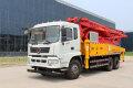 长垣农建HNTBC37- 30-120混凝土泵车