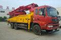 HNTBC37- 30-120 37M系列混凝土泵车