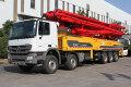 HDL5530THB6365E混凝土泵车