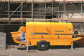 HBT801590E混凝土拖泵