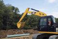 Cat313D2小型挖掘机