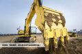 336D2 GC大型挖掘機