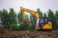 CLG9075E履带式挖掘机