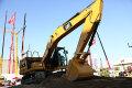 新一代Cat323液压挖掘机