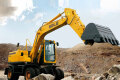 E7150F轮式液压挖掘机