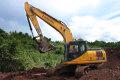CLG922E履带挖掘机