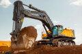 EC950E履带挖掘机