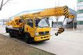 东风12吨汽车起重机