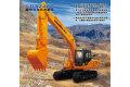 LG6240E履带挖掘机